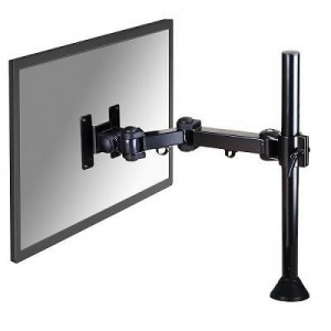 "TV SET ACC DESK MOUNT BLACK/10-30"" FPMA-D960G NEWSTAR"
