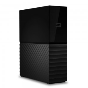 External HDD|WESTERN DIGITAL|My Book|8TB|USB 3.0|Black|WDBBGB0080HBK-EESN