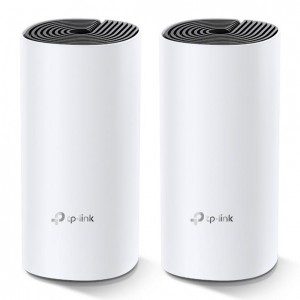 Wireless Router | TP-LINK | Wireless Router | 2-pack | 1200 Mbps | DECOM4(2-PACK)