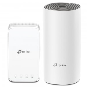 Wireless Router | TP-LINK | Wireless Router | 2-pack | 1267 Mbps | DECOE3(2-PACK)