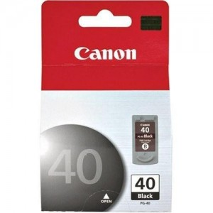 INK CARTRIDGE BLACK PG-40/0615B001 CANON