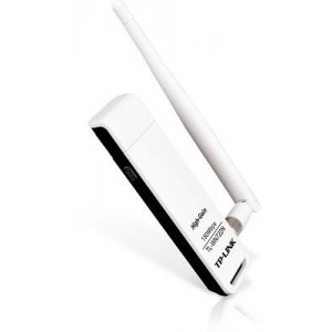 WRL ADAPTER 150MBPS USB HIGH/GAIN TL-WN722N TP-LINK