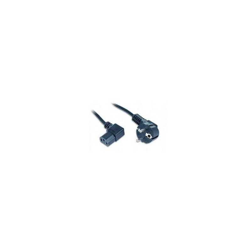 CABLE POWER ANGLED VDE 1.8M/10A PC-186A-VDE GEMBIRD