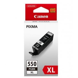 INK CARTRIDGE BLACK PGI-550XL/PGBK 6431B001 CANON