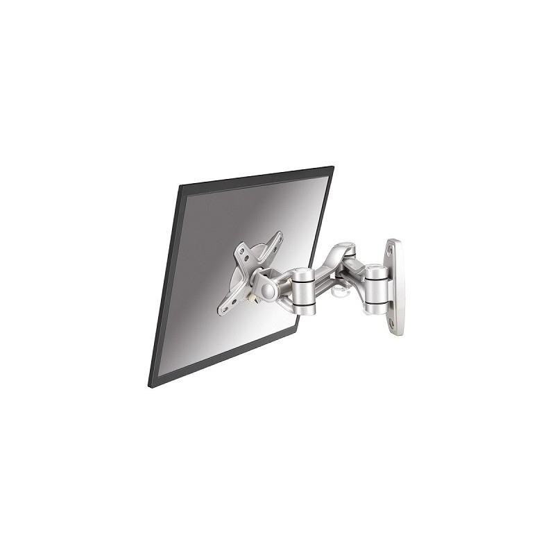 "TV SET ACC WALL MOUNT SILVER/10-30"" FPMA-W1030 NEWSTAR"