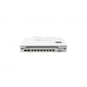 NET ROUTER 1000M 7PORT/CCR1009-7G-1C-1S+PC MIKROTIK