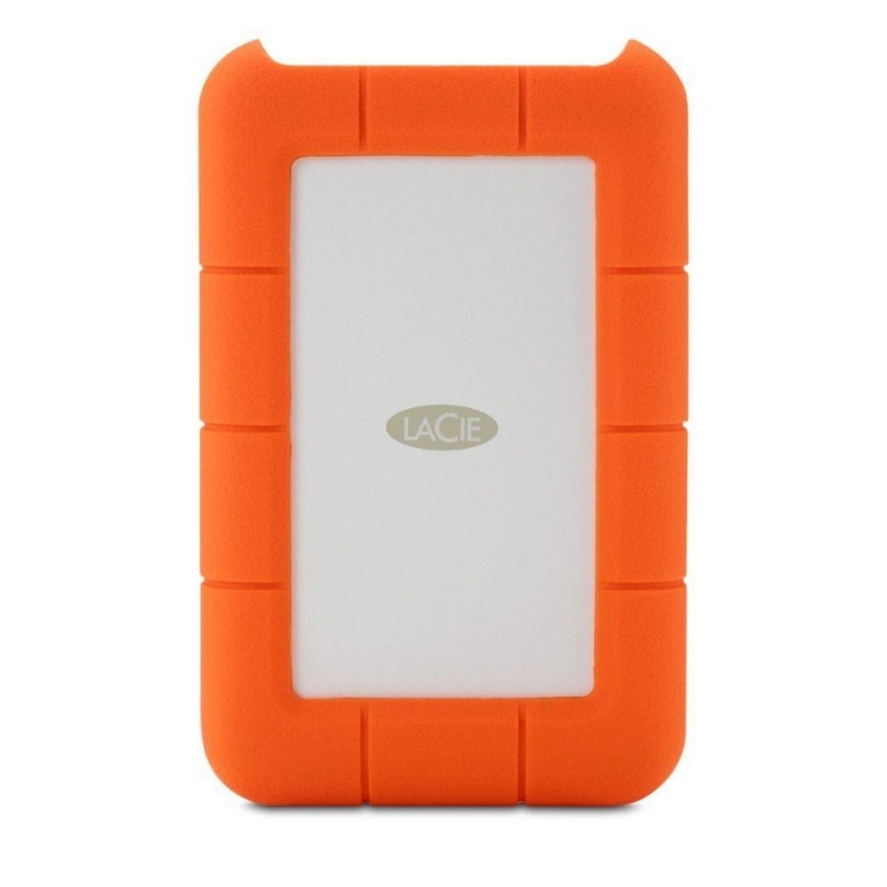 External HDD | LACIE | 1TB | USB-C | Colour Orange | STFR1000800