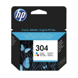 INK CARTRIDGE COLOR NO.304/N9K05AE HP
