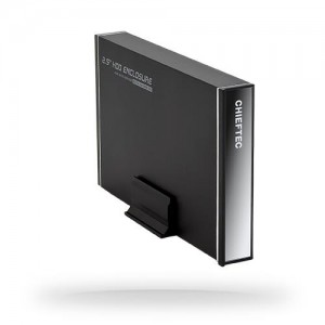 "HDD CASE EXT. USB3 2.5""/BLACK CEB-7025S CHIEFTEC"