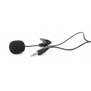 MICROPHONE CLIP-ON/MIC-C-01 GEMBIRD