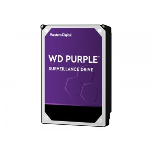 HDD | WESTERN DIGITAL | Purple | 14TB | 512 MB | 7200 rpm | WD140PURZ