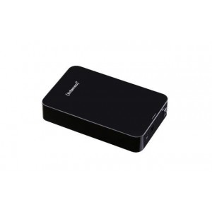 External HDD | INTENSO | Memory Center | 4TB | USB 3.0 | Black | 6031512