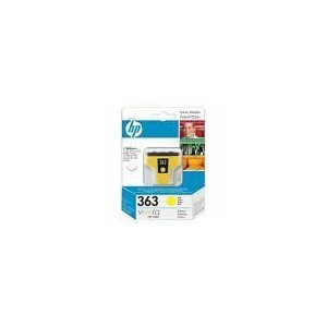 INK CARTRIDGE YELLOW NO.363/6ML C8773EE HP