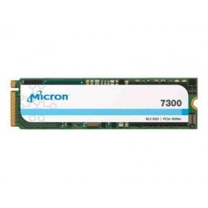 SSD | MICRON | SSD series 7300 Pro | 960GB | PCIE | NVMe | NAND flash technology TLC | Write speed 850 MBytes/sec | Read speed 2