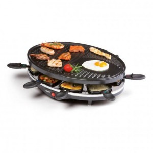 GRILL ELECTRIC RACLETTE/DO9038G DOMO