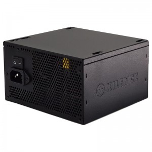 Power Supply | XILENCE | 650 Watts | Efficiency 80 PLUS BRONZE | PFC Active | XN084