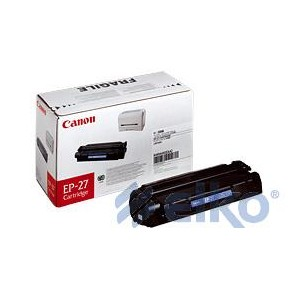 FAX CARTRIDGE BLACK FX-10 2K/0263B002 CANON