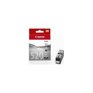 INK CARTRIDGE BLACK PGI-520BK/2932B001 CANON
