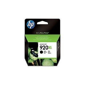 INK CARTRIDGE BLACK NO.920XL/49ML CD975AE HP