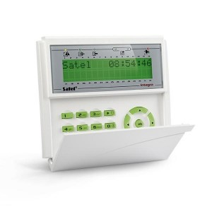 KEYPAD LCD /INTEGRA GREEN/INT-KLCD-GR SATEL