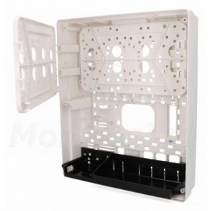 CONTROL PANEL CASE PLASTIC/OPU-3P SATEL