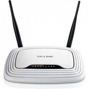 Wireless Router | TP-LINK | Wireless Router | 300 Mbps | IEEE 802.11b | IEEE 802.11g | IEEE 802.11n | 1 WAN | 4x10/100M | DHCP |