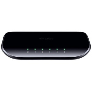 NET SWITCH 5PORT 10/100/1000M/TL-SG1005D TP-LINK