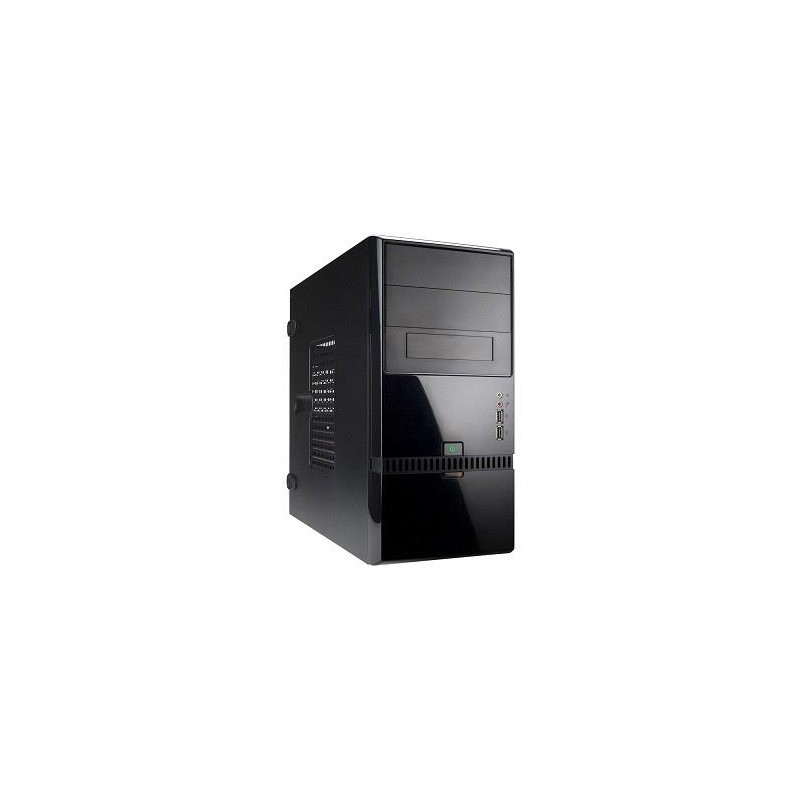 Case | IN WIN | MiniTower | MicroATX | Colour Black | DS.EN022.UHA.B