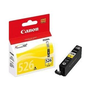INK CARTRIDGE YELLOW CLI-526Y/4543B001 CANON