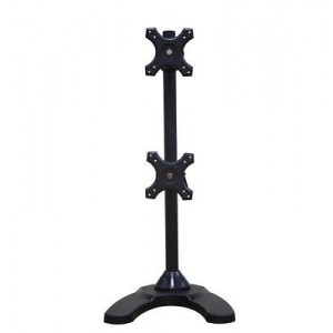 "TV SET ACC DESK MOUNT BLACK/10-24"" FPMA-D700DDV NEWSTAR"