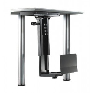 PC ACC DESK MOUNT 30KG/CPU-D250BLACK NEWSTAR