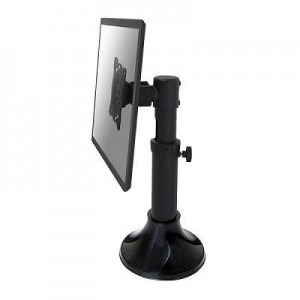 "TV SET ACC DESK MOUNT SILVER/10-30"" FPMA-D025BLACK NEWSTAR"