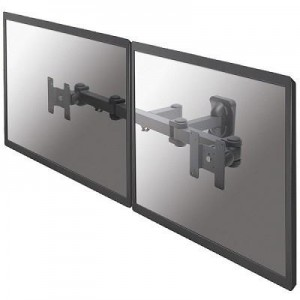 "TV SET ACC WALL MOUNT BLACK/10-27"" FPMA-W960D NEWSTAR"