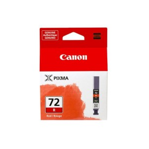 INK CARTRIDGE RED PGI-72R/6410B001 CANON