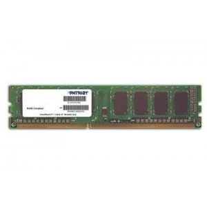 MEMORY DIMM 8GB PC12800 DDR3/PSD38G16002 PATRIOT