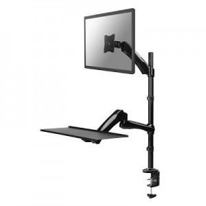 MONITOR ACC DESK MOUNT/FPMA-D500KEYB NEWSTAR