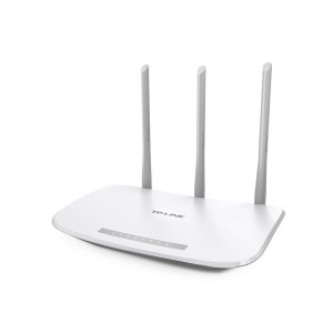 Wireless Router | TP-LINK | IEEE 802.11b | IEEE 802.11g | IEEE 802.11n | 1 WAN | 4x10/100M | Number of antennas 3 | TL-WR845N