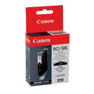 INK CARTRIDGE BLACK BCI-5BK/0985A002 CANON
