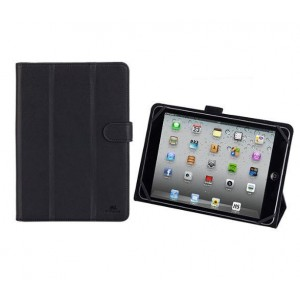 "TABLET SLEEVE 8"" MALPENSA/3134 BLACK RIVACASE"