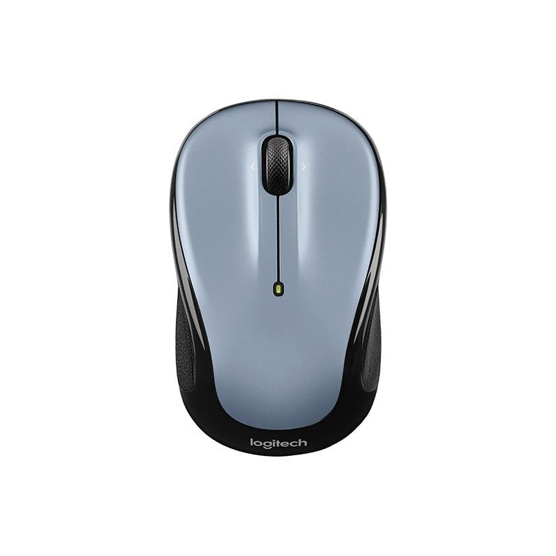 MOUSE USB OPTICAL CORDL. M325/LIGHT SILV 910-002334 LOGITECH