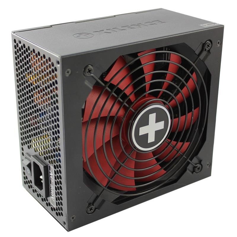 Power Supply   XILENCE   750 Watts   Efficiency 80 PLUS GOLD   PFC Active   XN073