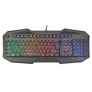 KEYBOARD USB AVONN GXT830RW/GAMING 21621 TRUST