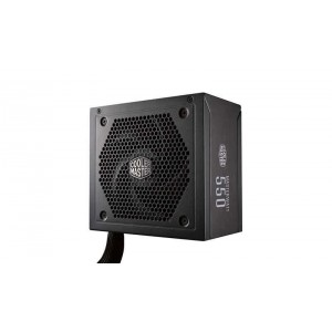 Power Supply | COOLER MASTER | 550 Watts | Efficiency 80 PLUS BRONZE | PFC Active | MTBF 100000 hours | MPX-5501-AMAAB-EU