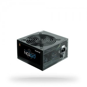 Power Supply | CHIEFTEC | 500 Watts | Efficiency 80 PLUS BRONZE | PFC Active | BDF-500S