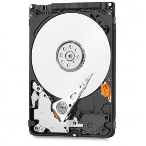 HDD | WESTERN DIGITAL | Blue | 2TB | SATA 3.0 | 128 MB | 5400 rpm | 2,5"