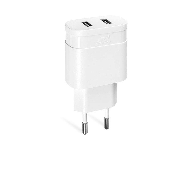 MOBILE CHARGER WALL/WHITE VA4122 W00 RIVACASE