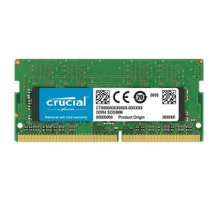 NB MEMORY 16GB PC21300 DDR4/SO CT16G4SFD8266 CRUCIAL