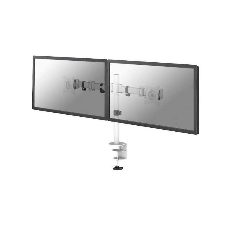 "MONITOR ACC DESK MOUNT/10-27"" NM-D135DWHITE NEWSTAR"