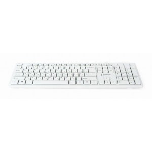 KEYBOARD MULTIMEDIA USB RUS/CHOCOL. KB-MCH-03-W-RU GEMBIRD