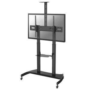 "TV SET ACC FLOOR STAND BLACK/60-100"" PLASMA-M1950E NEWSTAR"